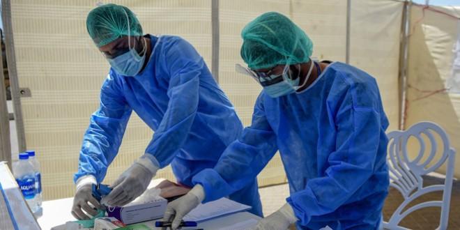 Peste 600 de noi infecţii cu noul coronavirus într-o săptămână în Harghita