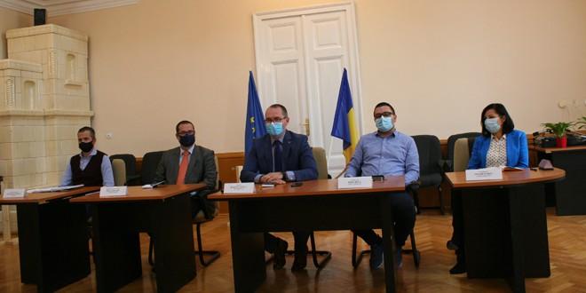Principalele priorităţi pe termen scurt ale noii echipe de conducere a municipiului Miercurea Ciuc