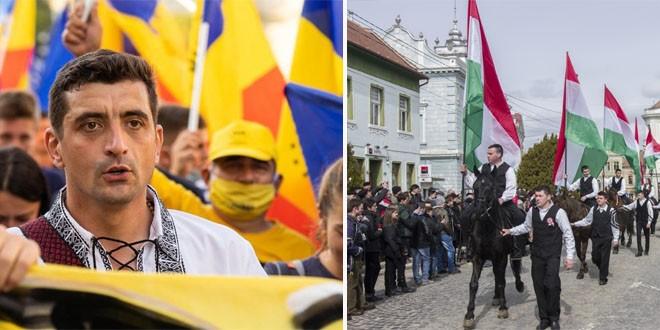 Asemănări şi diferenţe între AUR şi politicienii maghiari