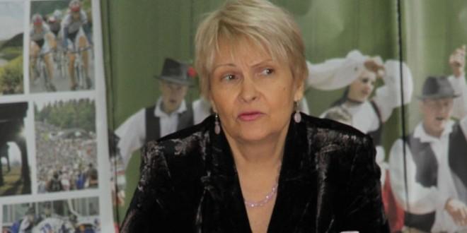 """Dr. Konrád Judit, managerul spitalului judeţean, distinsă cu """"Medalia Márton Áron"""""""