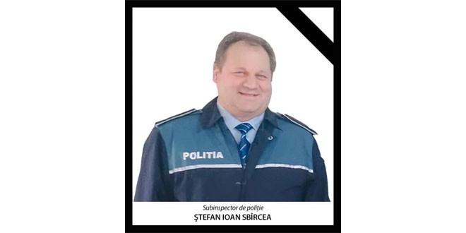 Subinspector de poliție harghitean, confirmat cu COVID-19. decedat la Spitalul Militar Brașov