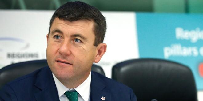 Borboly Csaba a fost ales preşedinte al Consiliului pentru Dezvoltare Regională Centru