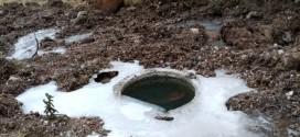 Captare de apă fără autorizaţie de mediu pe pârâul Súgó, într-o arie protejată