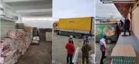 Ajutoarele din partea Guvernului României pentru persoanele afectate de incendiul de la Șumuleu au sosit în Miercurea Ciuc