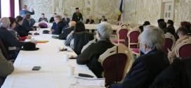 <h5><i>Adunarea generală a Forumului Civic al Românilor din Covasna, Harghita şi Mureş:</i></h5> Aspiraţia românilor din cele trei judeţe este o convieţuire interetnică normală, într-un areal multietnic şi pluriconfesional – şi nu într-o enclavă etnocentristă
