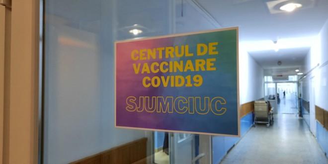 Locurile pentru vaccinarea anti-COVID – epuizate până în martie în Harghita