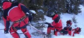 Peste 250 de intervenţii ale salvamontiştilor harghiteni de la începutul sezonului de schi
