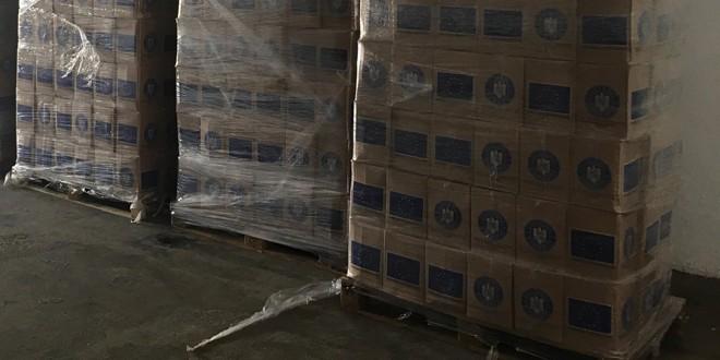 Noi pachete cu produse de igienă pentru persoanele dezavantajate din judeţ