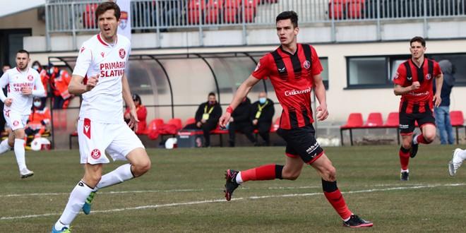 FOTBAL: Programul play-off-ului Ligii a II-a
