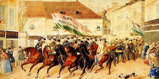 15 martie 1848 – Revoluţia maghiară în conştiinţa românilor din Transilvania