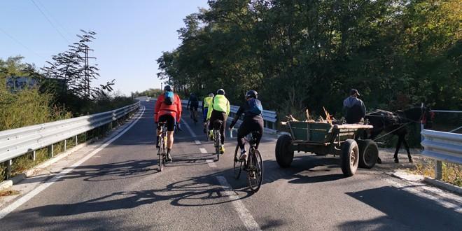 Despre Randonneurs şi despre prima tură de ciclism de anduranţă organizată în judeţul nostru