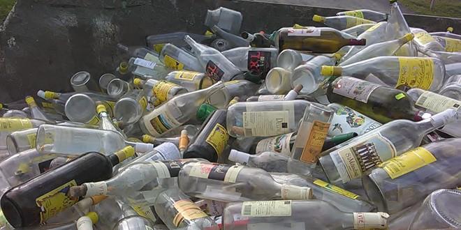 În această săptămână: Campanie de colectare a sticlelor
