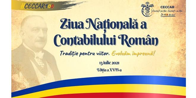Ziua Națională a Contabilului Român. Centenarul profesiei contabile reglementate în România