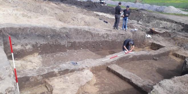 Cercetări arheologice la Sântimbru
