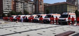 <h5><i>28 iulie, Ziua Națională a Ambulanței</i></h5> La Miercurea Ciuc, astăzi, locuitorii pot învăța cum să efectueze corect manevrele de resuscitare în cazul unui stop cardiac