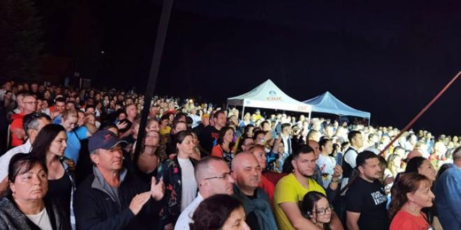 """Cea1 Borsec Festival: """"A fost foarte multă lume, festivalul creşte ca din apă…"""""""