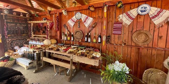 La Bilbor, a fost deschis primul Punct Gastronomic Local din nordul judeţului