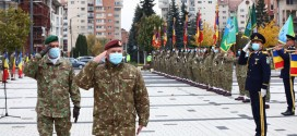 """Şeful Statului Major al Apărării, prezent la aniversarea a 30 de ani a Brigăzii 61 Vânători de Munte """"Gen. Virgil Bădulescu"""""""
