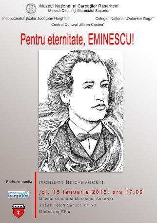Eminescu - Muzeu