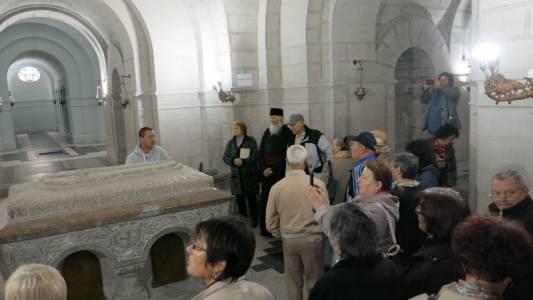 La cripta generalului Eremia Grigorescu