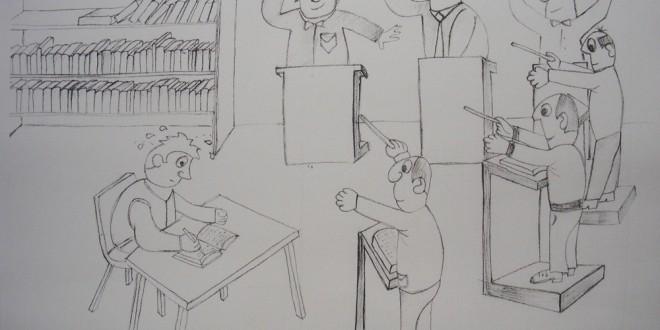 S-au desemnat câştigătorii concursului de caricaturi organizat de Inspectoratul Şcolar