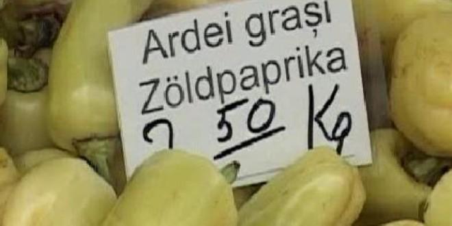 Amenzi usturătoare aplicate de comisarii pentru protecţia consumatorilor pentru lipsa etichetării în limba română
