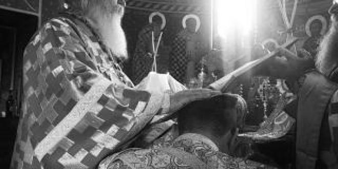 Hirotonirea întru preoţie a tânărului Dragoş Mihai Luca
