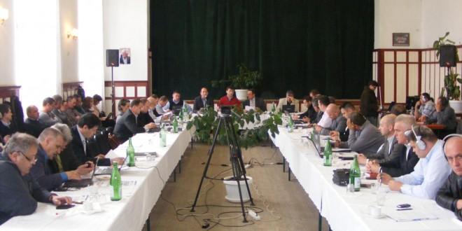 S-a aprobat continuarea lucrărilor la Spitalul Judeţean de Urgenţă din Miercurea-Ciuc