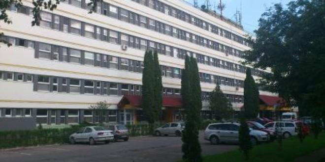 Conducerea Spitalului Judeţean de Urgenţă, amendată de Garda de Mediu