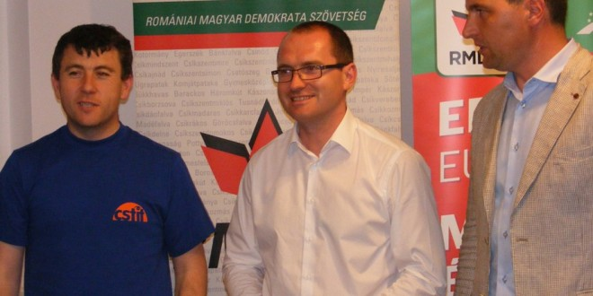 Liderii UDMR din zona Ciuc, mulţumiţi de prezenţa la vot în judeţul Harghita