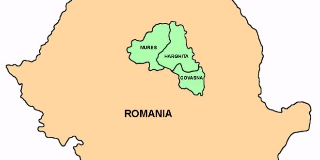 Harghita: Prefectul a atacat în instanţă mai multe memorandumuri prin care se solicită înfiinţarea Ţinutului Secuiesc