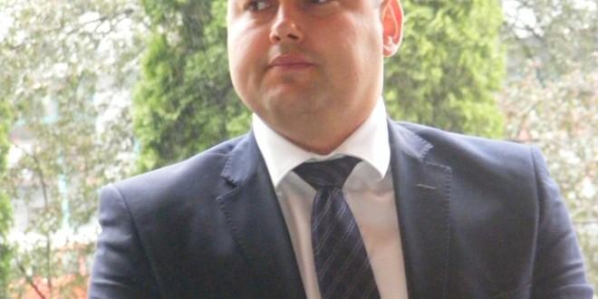 Barti Tihamér, noul vicepreşedinte al Consiliului Judeţean Harghita