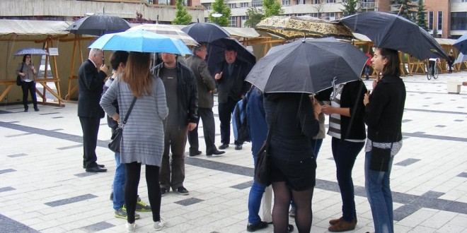 """Miercurea-Ciuc: S-au săturat şi ei de manifestări organizate de extremişti?! Doar 27 de etnici maghiari au participat la """"comemorarea"""" Tratatului de Pace de la Trianon"""