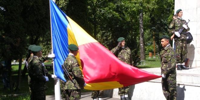 """""""Drapelul ne defineşte pe noi ca neam şi ţară, este, dacă vreţi, cartea de identitate a poporului român"""""""