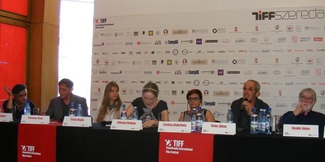 TIFFciuc: lanasare de carte, întâlniri ale regizorilor și actorilor români și maghiari