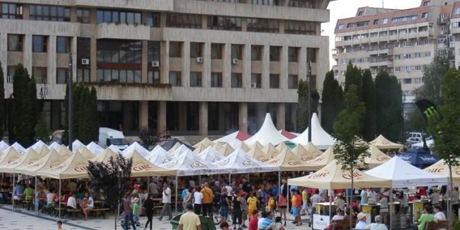 31 iulie – 3 august 2014: Zilele Municipiului Miercurea-Ciuc