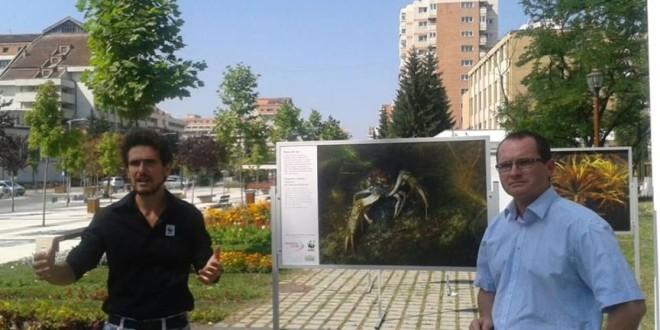 Până pe 31 august: Expoziţia Delta Dunării, la Miercurea-Ciuc