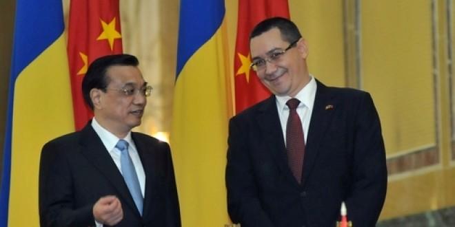 Premierul Ponta va face vizite în R. Moldova, Turcia şi China