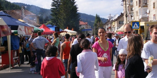 Zilele oraşului Bălan, ediţia a XII-a, 15-17 august