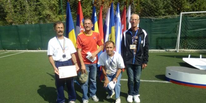 ATLETISM: Medalii ale ciucanilor la Campionatul Balcanic în aer liber al veteranilor