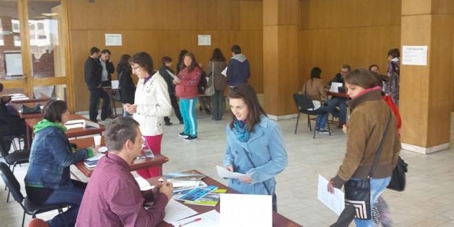Bursa locurilor de muncă pentru absolvenţi – septembrie 2014