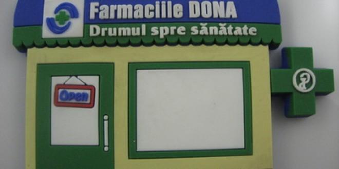 """Farmacia """"Dona"""" din Miercurea-Ciuc are program non-stop"""