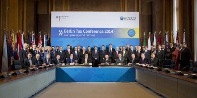 80 de state se unesc împotriva evaziunii fiscale şi a secretului bancar