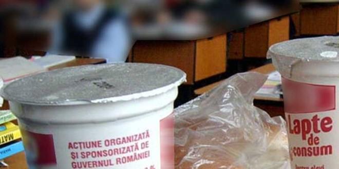 Operator economic care distribuie produse de panificaţie în cadrul Programului laptele şi cornul, amendat cu 10.000 de lei
