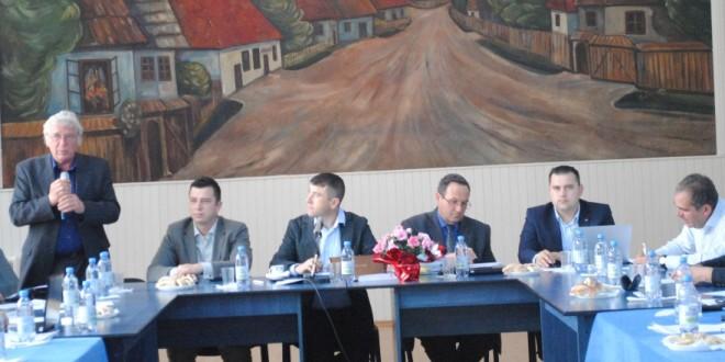 Şedinţa extraordinară a Consiliului Judeţean Harghita: Sume importante au fost alocate pentru echilibrarea bugetelor locale