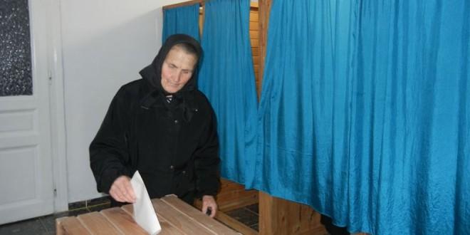 Nici un incident în judeţ pe parcursul votării