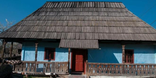 Cea mai frumoasă casă secuiască cu cerdac