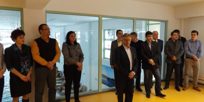 Centrul Wellness din Topliţa a fost inaugurat oficial