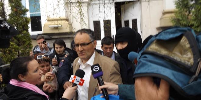 Ráduly Róbert Kálmán și Szőke Domokos, arestați la domiciliu