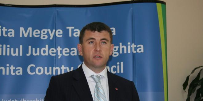 Borboly Csaba (CJ Harghita): Activitatea consiliilor locale şi judeţene va fi îngreunată de măsurile restrictive din proiectul de buget